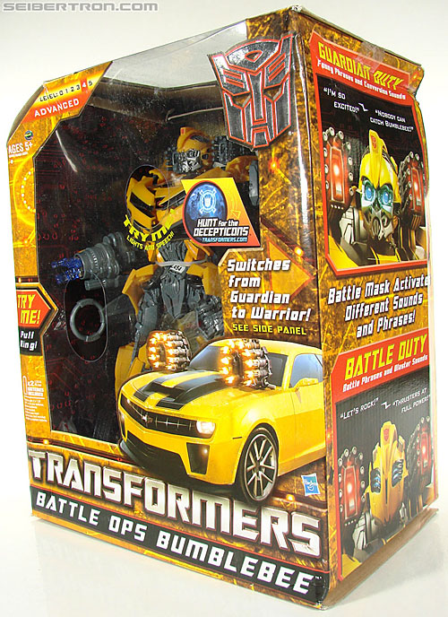 Transformers Hunt For The Decepticons Battle Ops Bumblebee (Image #23 of 154)