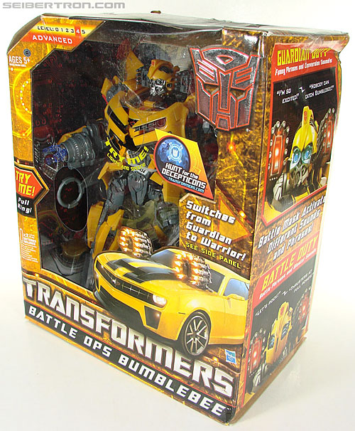 Transformers Hunt For The Decepticons Battle Ops Bumblebee (Image #24 of 154)