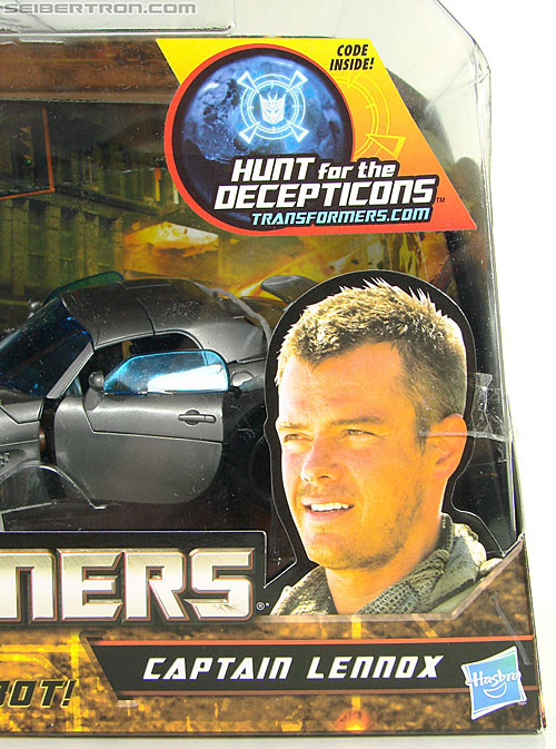 Transformers Hunt For The Decepticons Captain William Lennox (Image #2 of 79)