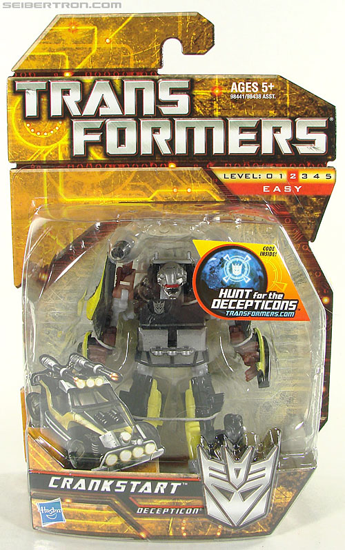 Transformers Hunt For The Decepticons Crankstart (Image #1 of 112)