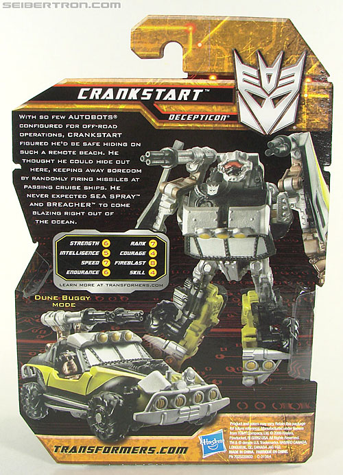 Transformers Hunt For The Decepticons Crankstart (Image #8 of 112)