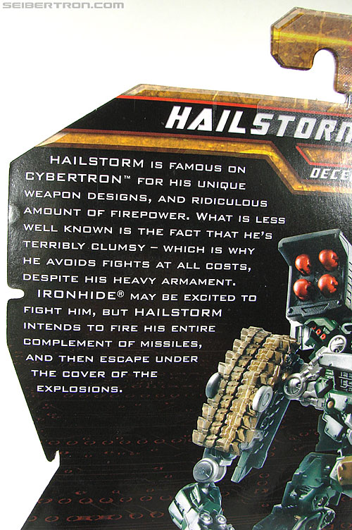 Transformers Hunt For The Decepticons Hailstorm (Image #8 of 97)