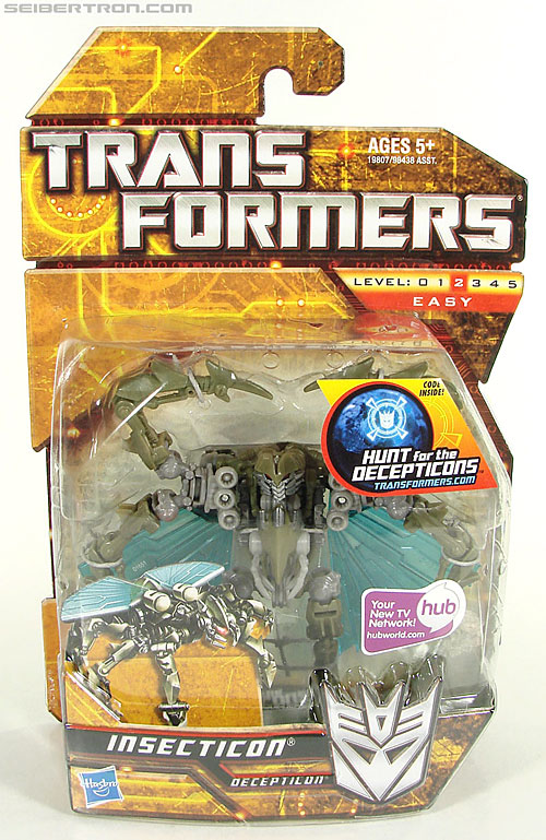 Transformers Hunt For The Decepticons Insecticon (Image #1 of 98)