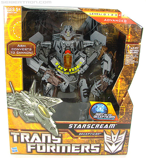 Transformers Hunt For The Decepticons Starscream (Image #1 of 195)
