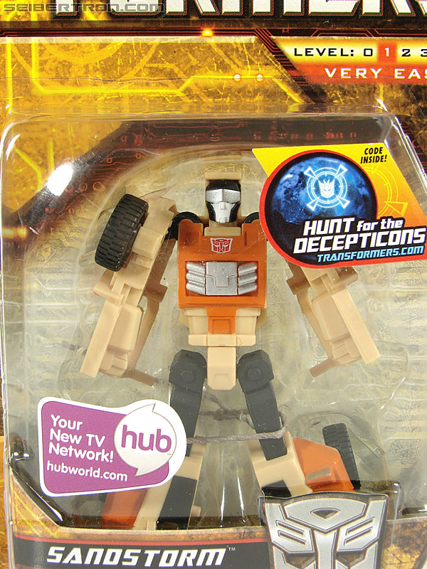 Transformers Hunt For The Decepticons Sandstorm (Image #2 of 80)