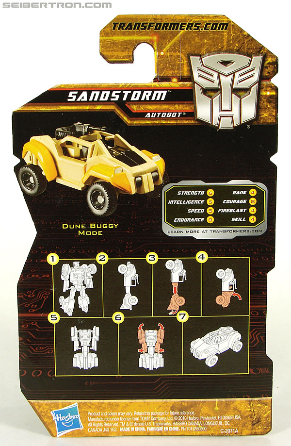 Transformers Hunt For The Decepticons Sandstorm (Image #5 of 80)