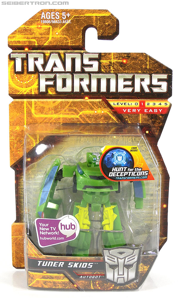 Transformers Hunt For The Decepticons Tuner Skids (Image #1 of 78)