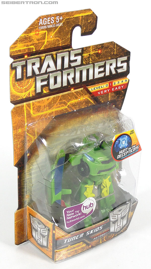 Transformers Hunt For The Decepticons Tuner Skids (Image #3 of 78)