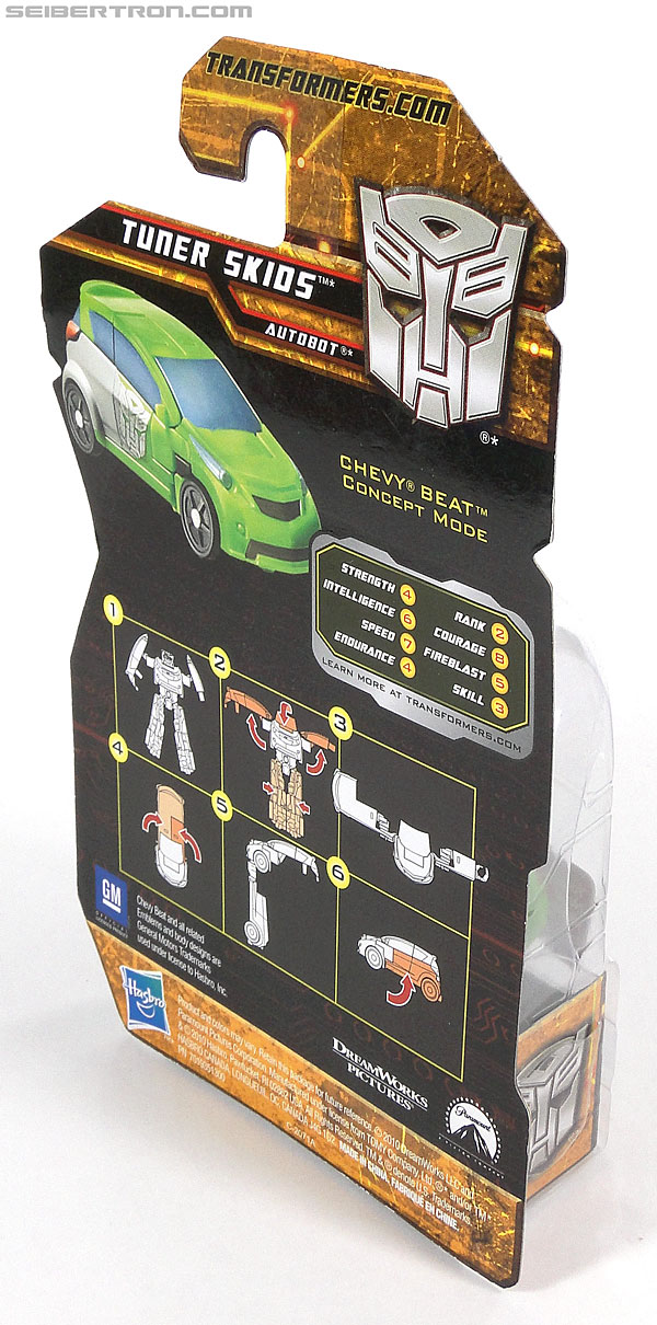 Transformers Hunt For The Decepticons Tuner Skids (Image #4 of 78)
