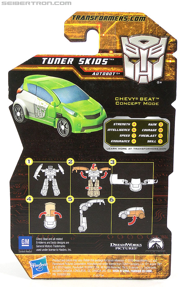 Transformers Hunt For The Decepticons Tuner Skids (Image #5 of 78)