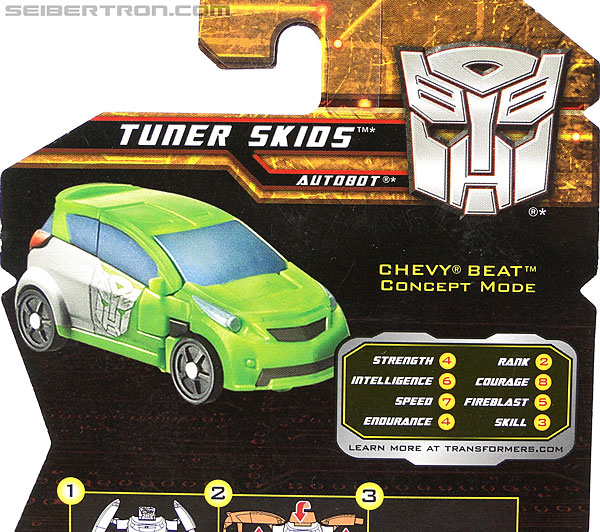 Transformers Hunt For The Decepticons Tuner Skids (Image #6 of 78)
