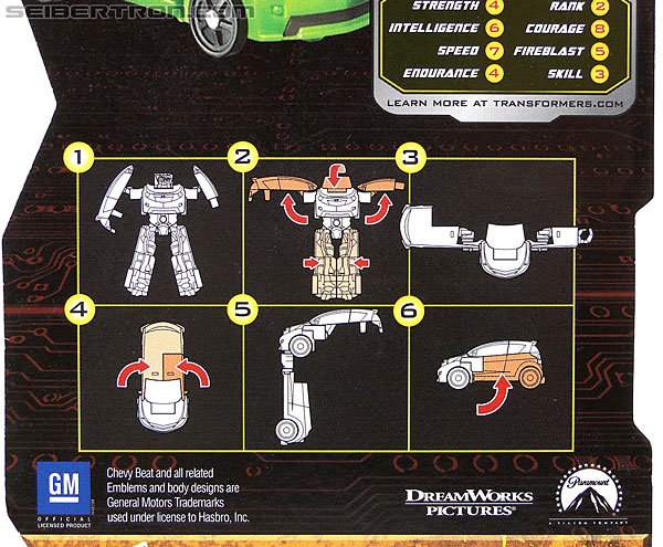 Transformers Hunt For The Decepticons Tuner Skids (Image #7 of 78)