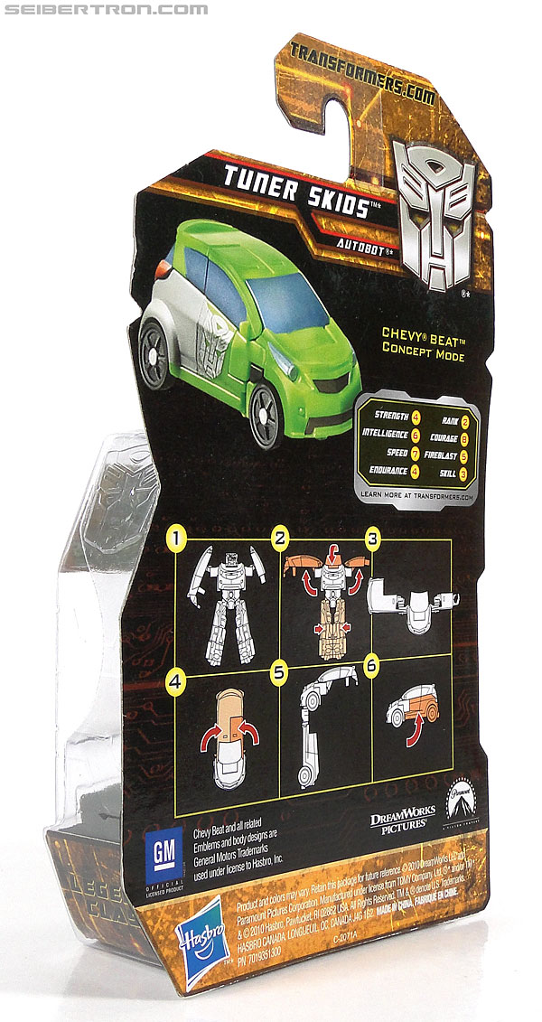 Transformers Hunt For The Decepticons Tuner Skids (Image #8 of 78)