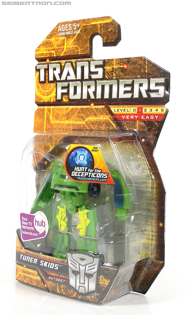 Transformers Hunt For The Decepticons Tuner Skids (Image #9 of 78)