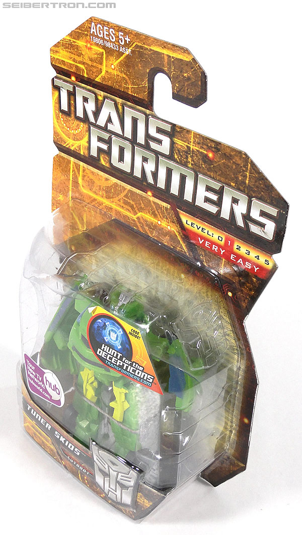 Transformers Hunt For The Decepticons Tuner Skids (Image #10 of 78)