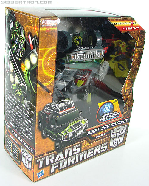 Transformers Hunt For The Decepticons Night Ops Ratchet (Image #4 of 124)