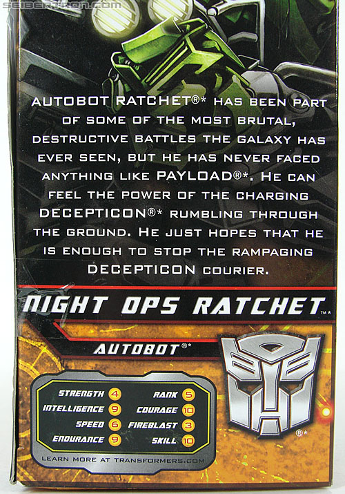 Transformers Hunt For The Decepticons Night Ops Ratchet (Image #8 of 124)