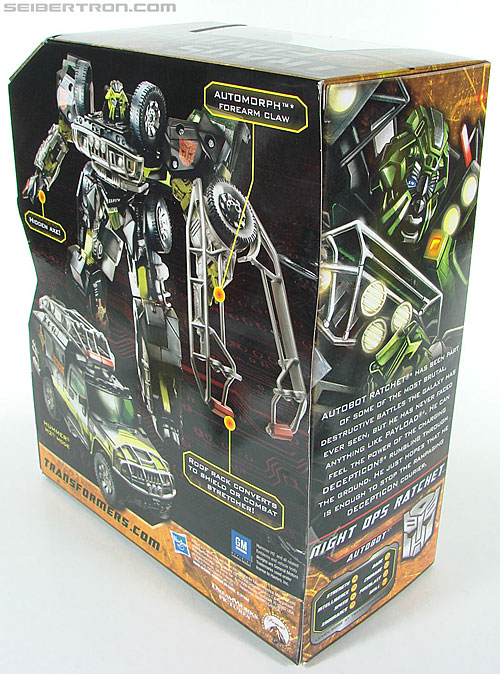 Transformers Hunt For The Decepticons Night Ops Ratchet (Image #9 of 124)