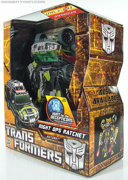 Transformers Hunt For The Decepticons Night Ops Ratchet (Image #15 of 124)
