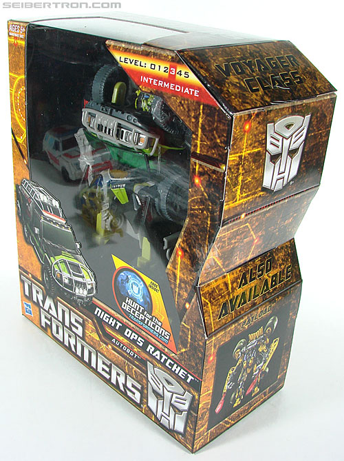 Transformers Hunt For The Decepticons Night Ops Ratchet (Image #16 of 124)
