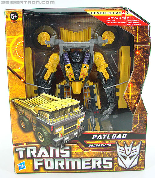Transformers Hunt For The Decepticons Payload (Image #1 of 145)