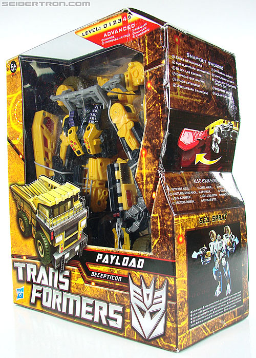 Transformers Hunt For The Decepticons Payload (Image #17 of 145)