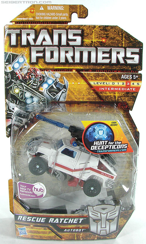 Transformers Hunt For The Decepticons Rescue Ratchet (Image #1 of 115)