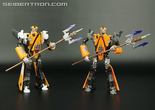 Transformers News: New Galleries: Takara Tomy Movie Advanced AD14 Jolt and Autobot Alliance AA14 Terradive