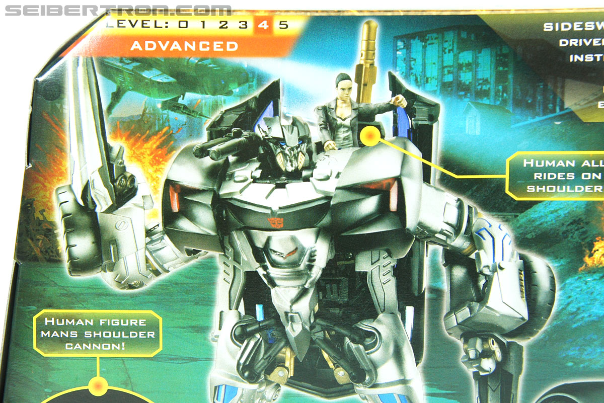 Transformers Hunt For The Decepticons Shadow Blade Sideswipe (Image #14 of 132)