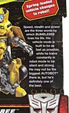 Hunt For The Decepticons Bumblebee - Image #9 of 85