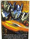 Hunt For The Decepticons Battle Blades Optimus Prime - Image #5 of 186