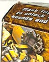 Hunt For The Decepticons Battle Ops Bumblebee - Image #6 of 154