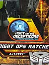 Hunt For The Decepticons Night Ops Ratchet - Image #3 of 124