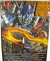Hunt For The Decepticons Optimus Prime (Battle Hooks) - Image #5 of 140