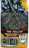 Hunt For The Decepticons The Fallen - Image #7 of 163