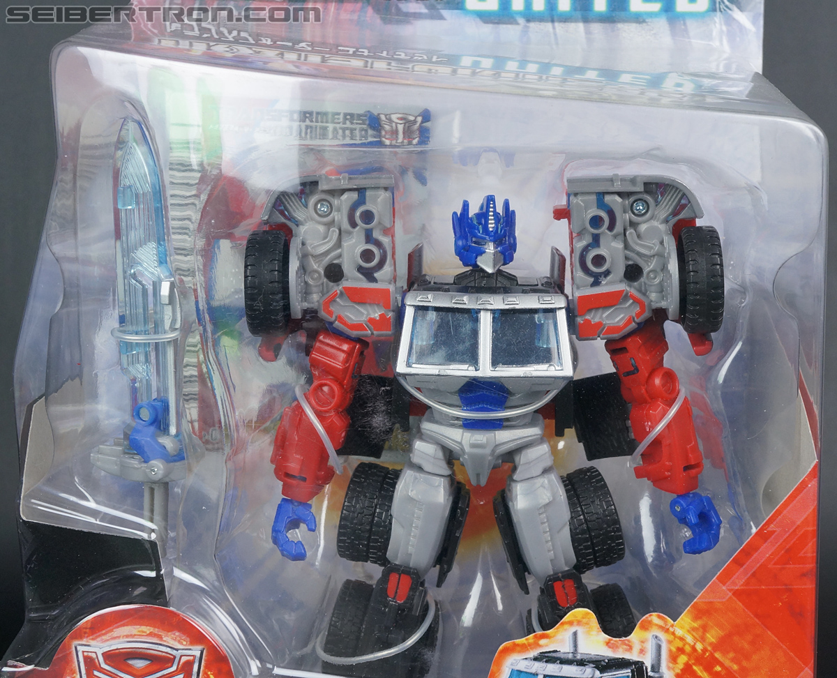 Transformers United Laser Optimus Prime (Image #2 of 133)