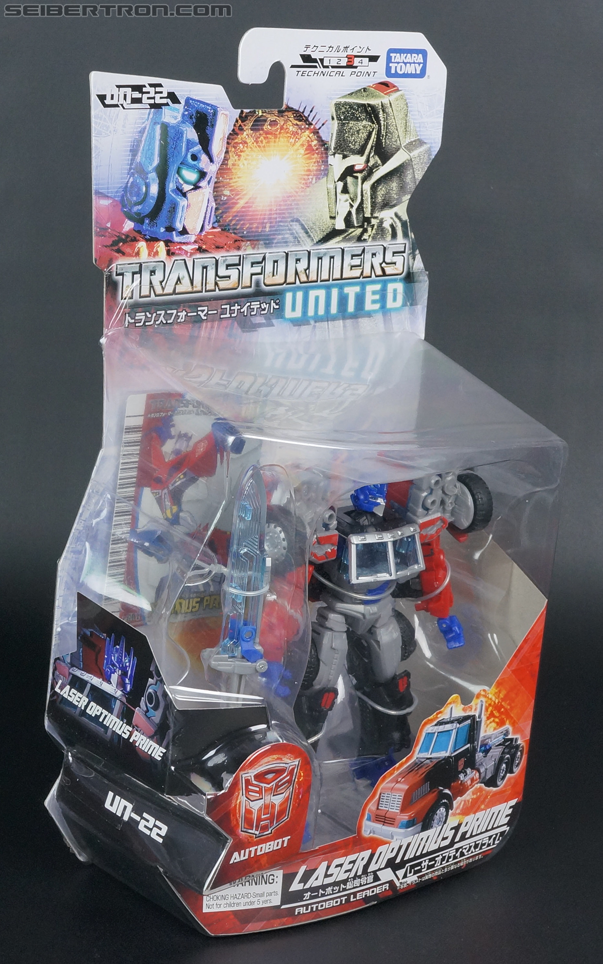 Transformers United Laser Optimus Prime (Image #6 of 133)