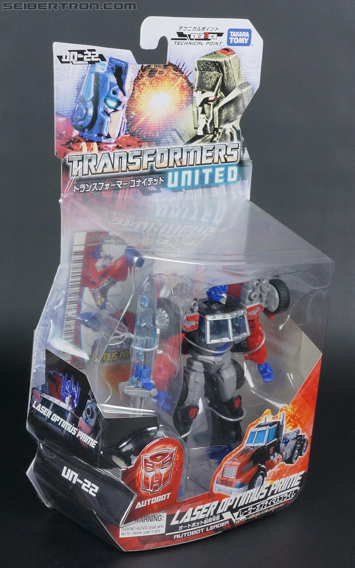 Transformers United Laser Optimus Prime (Image #6 of 133)