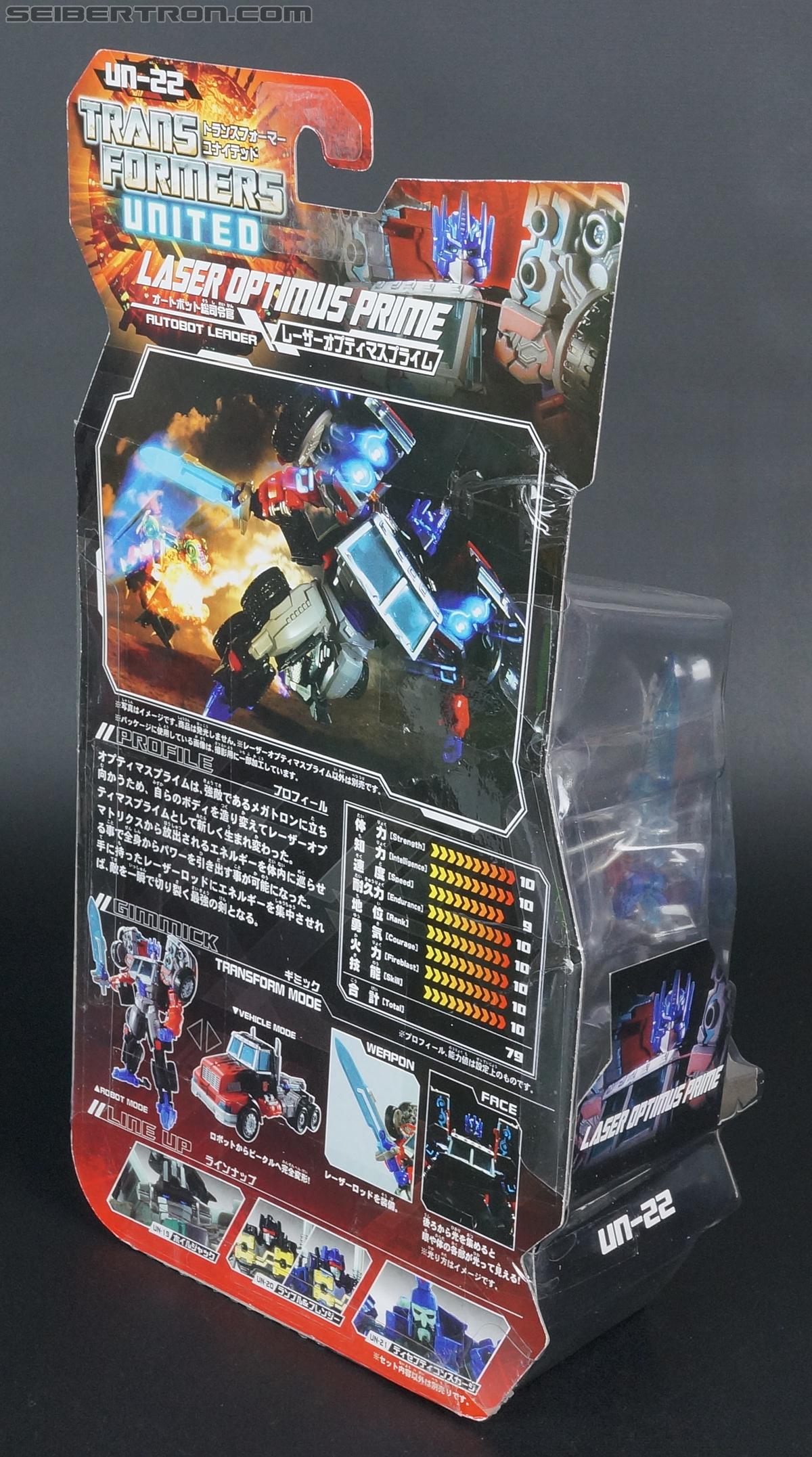 Transformers United Laser Optimus Prime (Image #8 of 133)