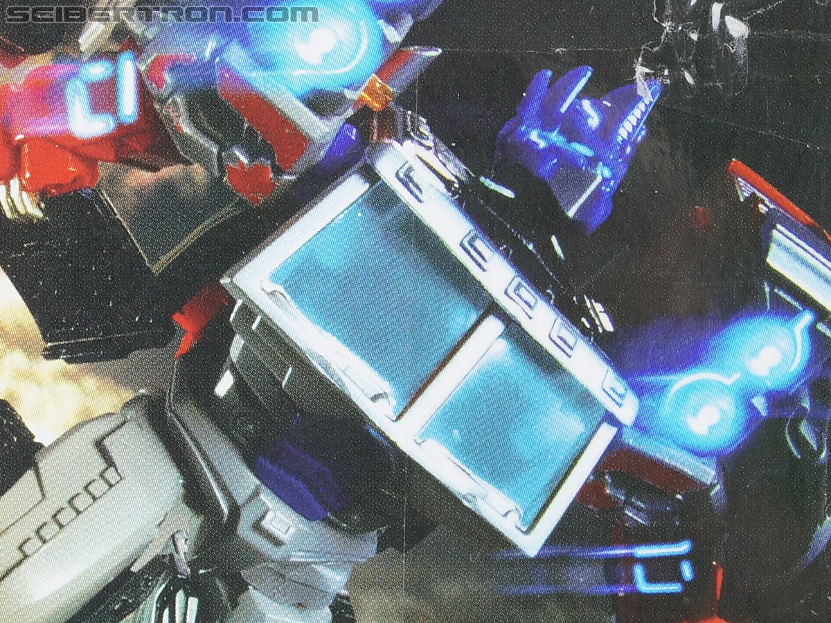 Transformers United Laser Optimus Prime (Image #11 of 133)
