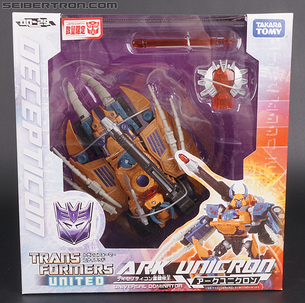 Transformers United Ark Unicron (Image #1 of 130)