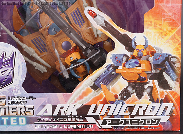 Transformers United Ark Unicron (Image #2 of 130)