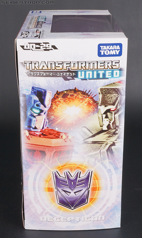 Transformers United Ark Unicron (Image #6 of 130)