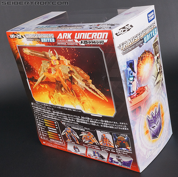 Transformers United Ark Unicron (Image #7 of 130)