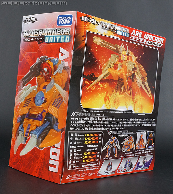 Transformers United Ark Unicron (Image #13 of 130)