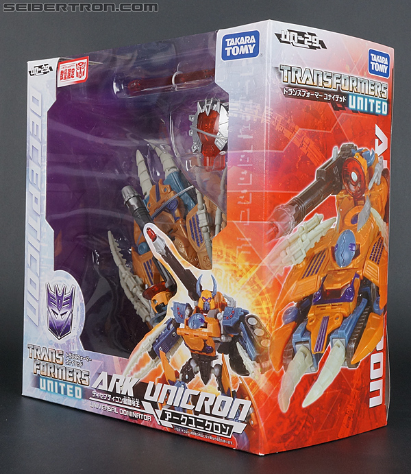 Transformers United Ark Unicron (Image #15 of 130)