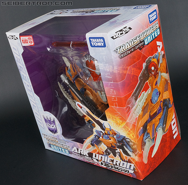 Transformers United Ark Unicron (Image #16 of 130)