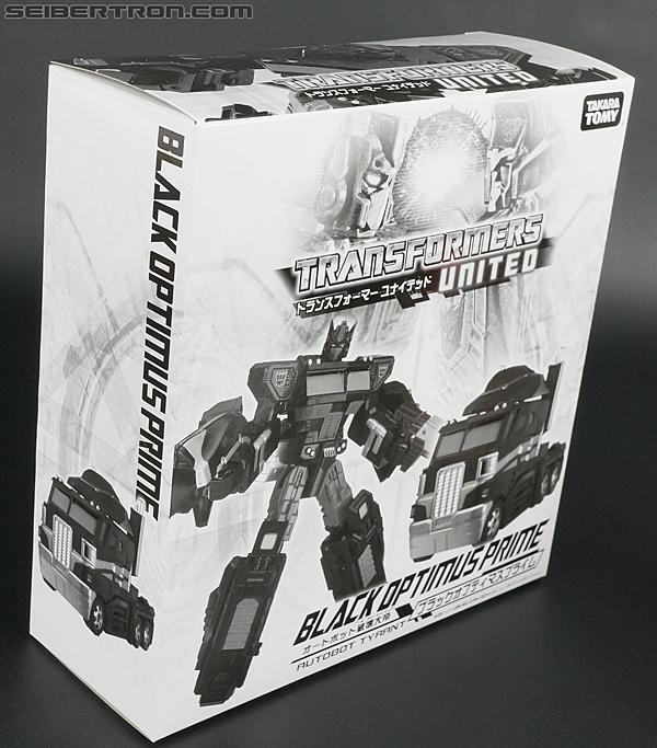 Transformers United Black Optimus Prime (Image #5 of 183)