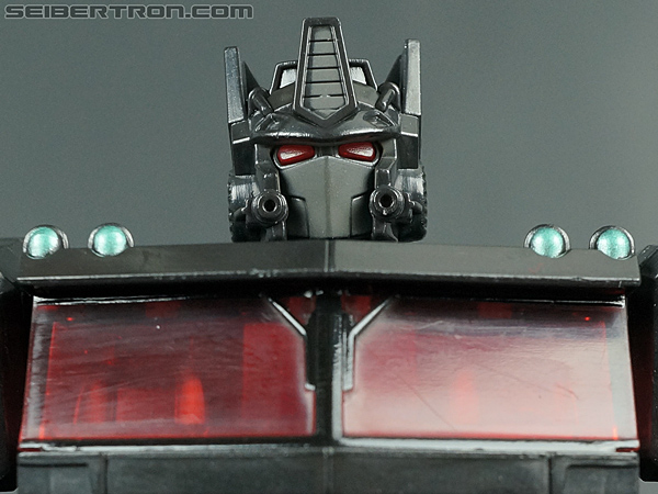 Transformers United Black Optimus Prime gallery