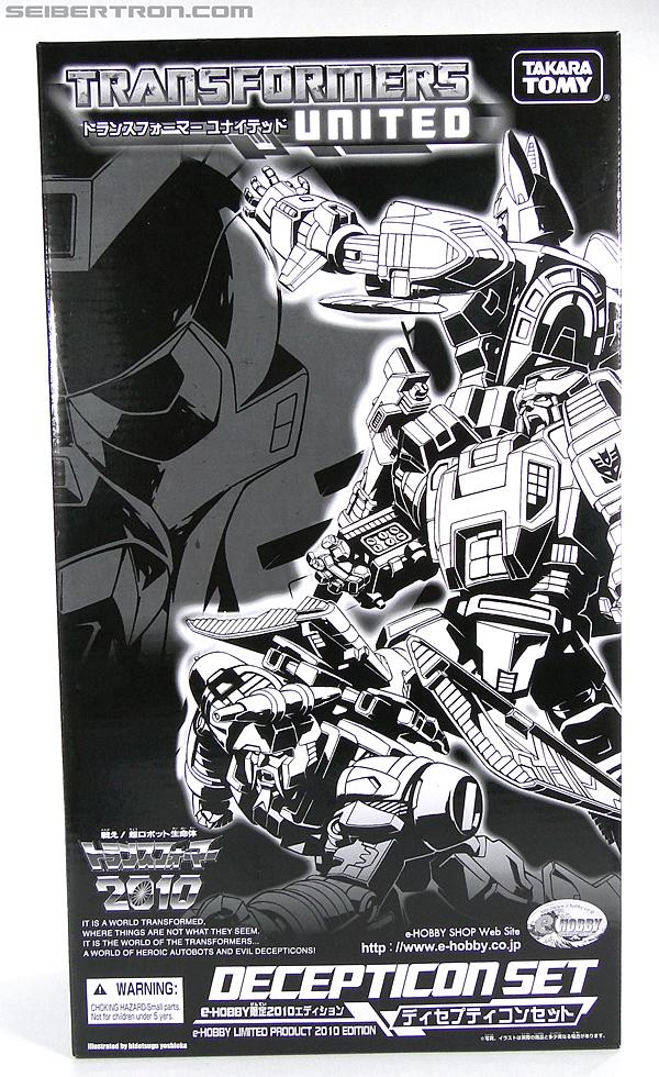 Transformers United Galvatron (e-Hobby) (Image #1 of 195)